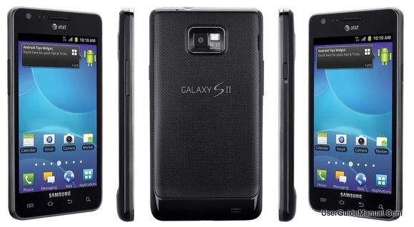 Icon of Samsung Galaxy S II i777