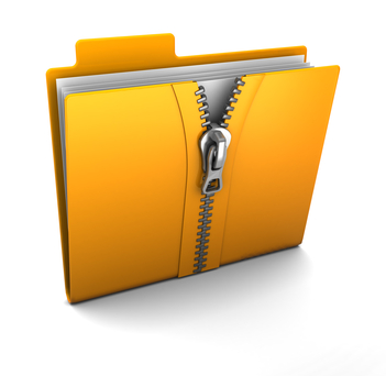 Icon of Compressed Files